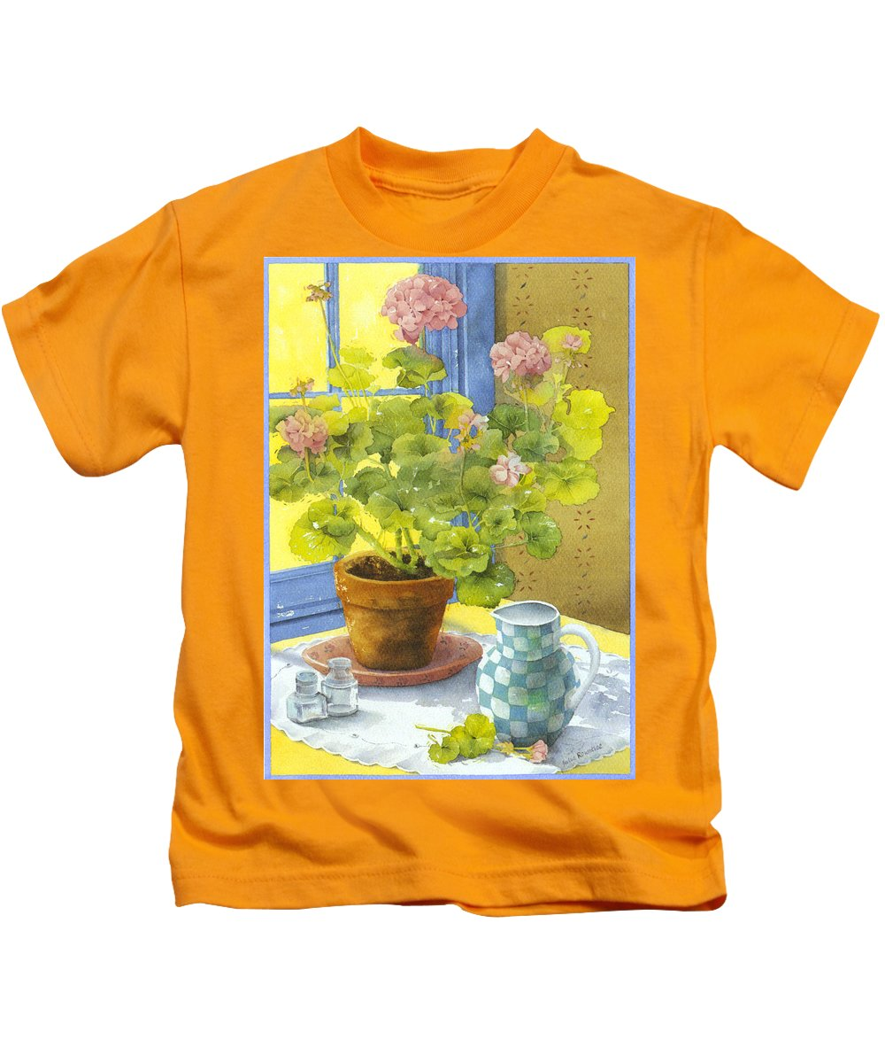 Julia Rowntree Kids T-Shirt featuring the photograph Untitled by Julia Rowntree