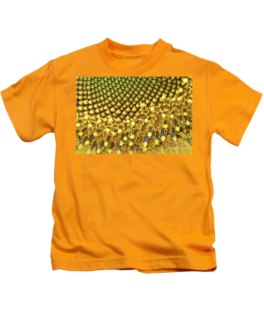 Solar Flair Kids T-Shirt featuring the photograph Solar Flair by Gary Holmes