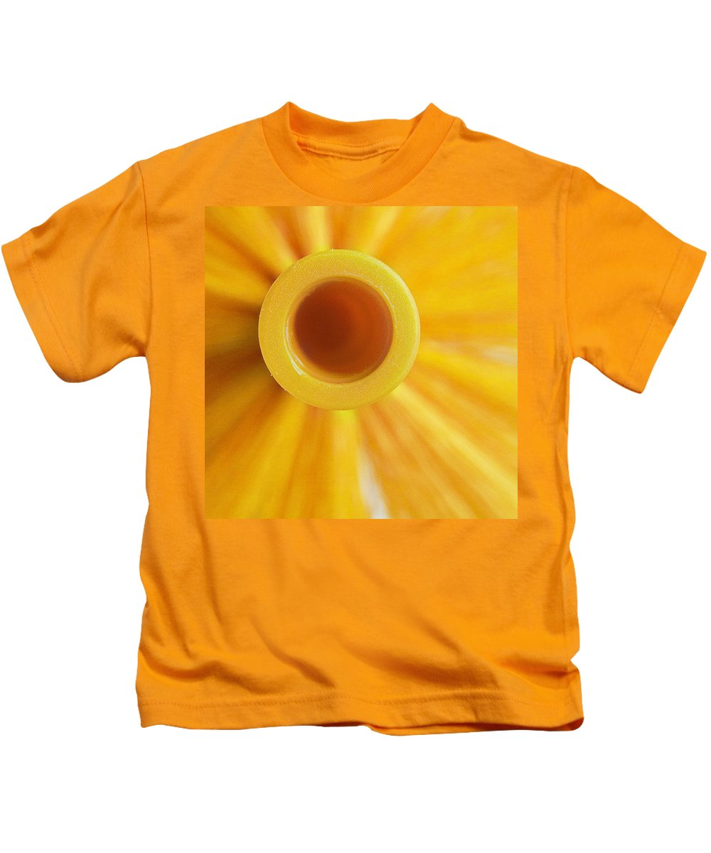 Color Kids T-Shirt featuring the photograph Sun by Rick Mosher