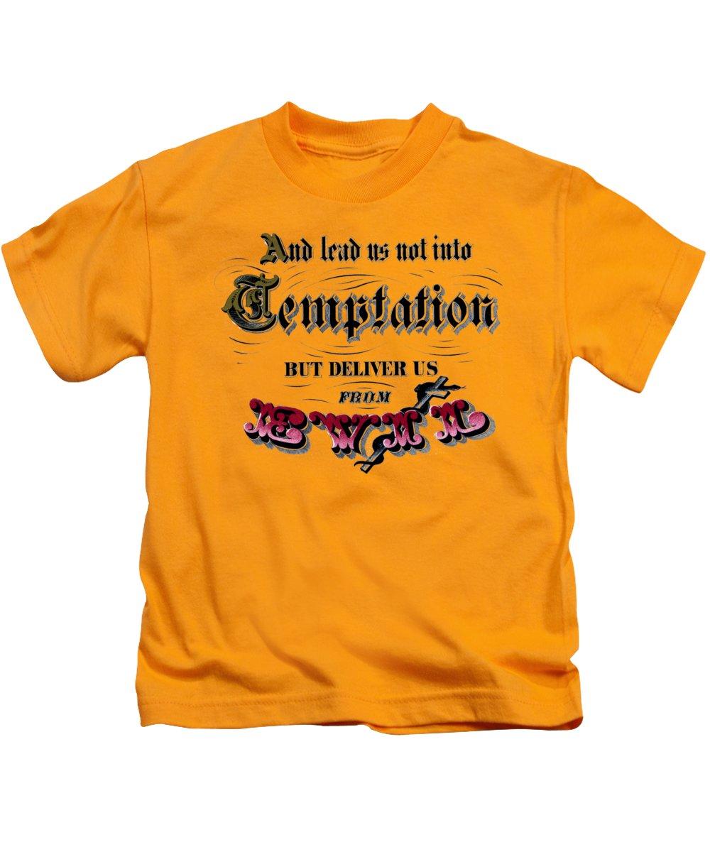 Temptation Kids T-Shirts