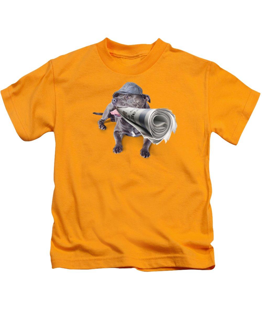 Pedigreed Photographs Kids T-Shirts