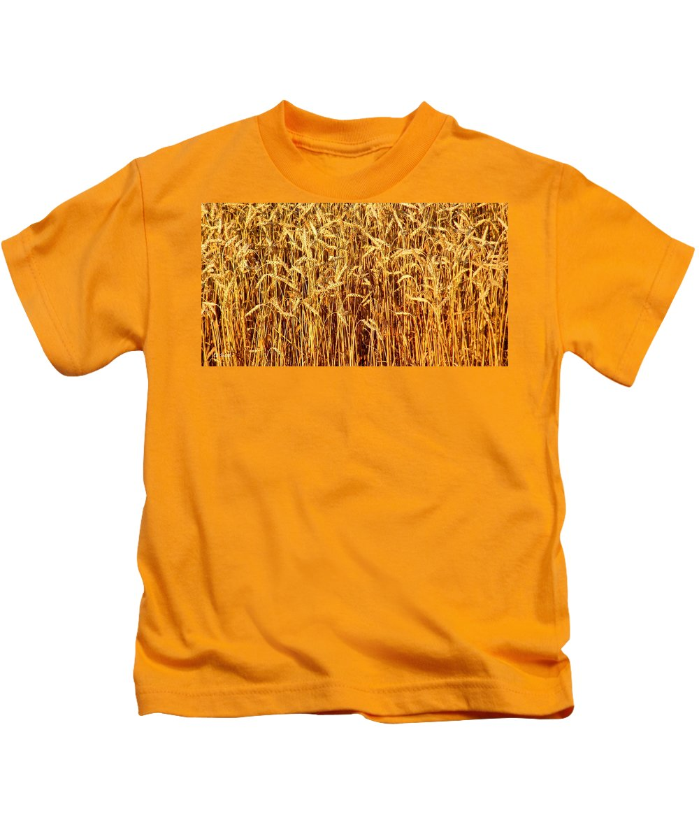 Not Just In Kansas Kids T-Shirt featuring the photograph Not Just In Kansas by Edward Smith