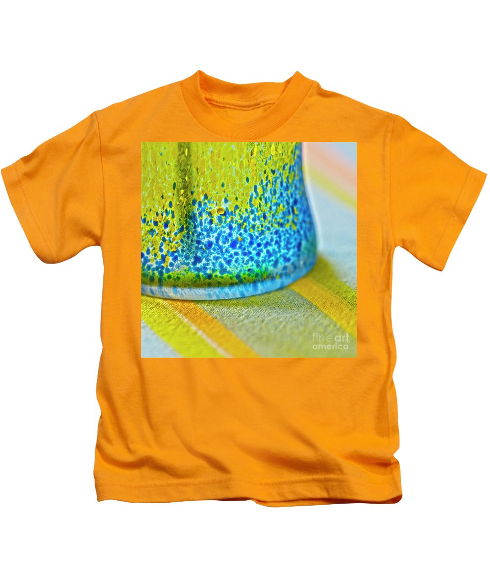 Decorative Kids T-Shirt featuring the photograph Table Decoration by Heiko Koehrer-Wagner