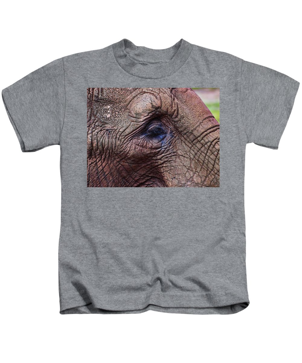Alankomaat Kids T-Shirt featuring the photograph How About Memories by Jouko Lehto