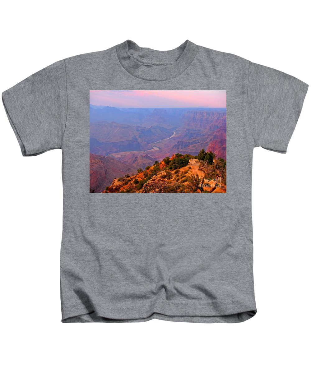Natural Wonder Kids T-Shirt featuring the photograph Natural Wonder by John Malone