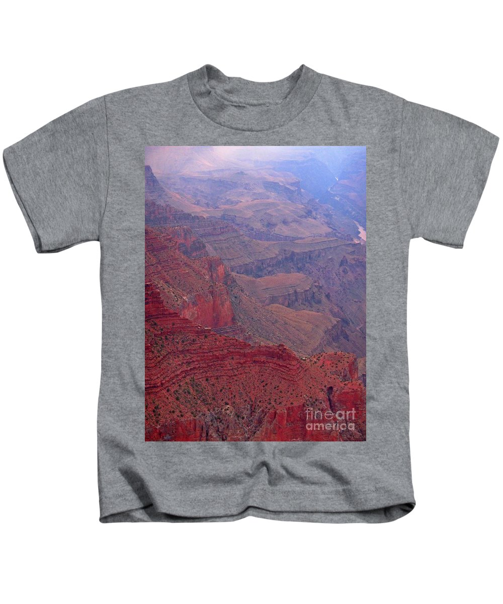Spectacular Grand Canyon Kids T-Shirt featuring the photograph Spectacular Grand Canyon by John Malone