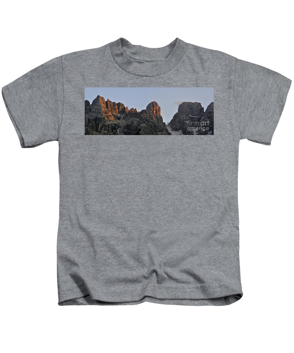 Europe Kids T-Shirt featuring the photograph 110414p067 by Arterra Picture Library