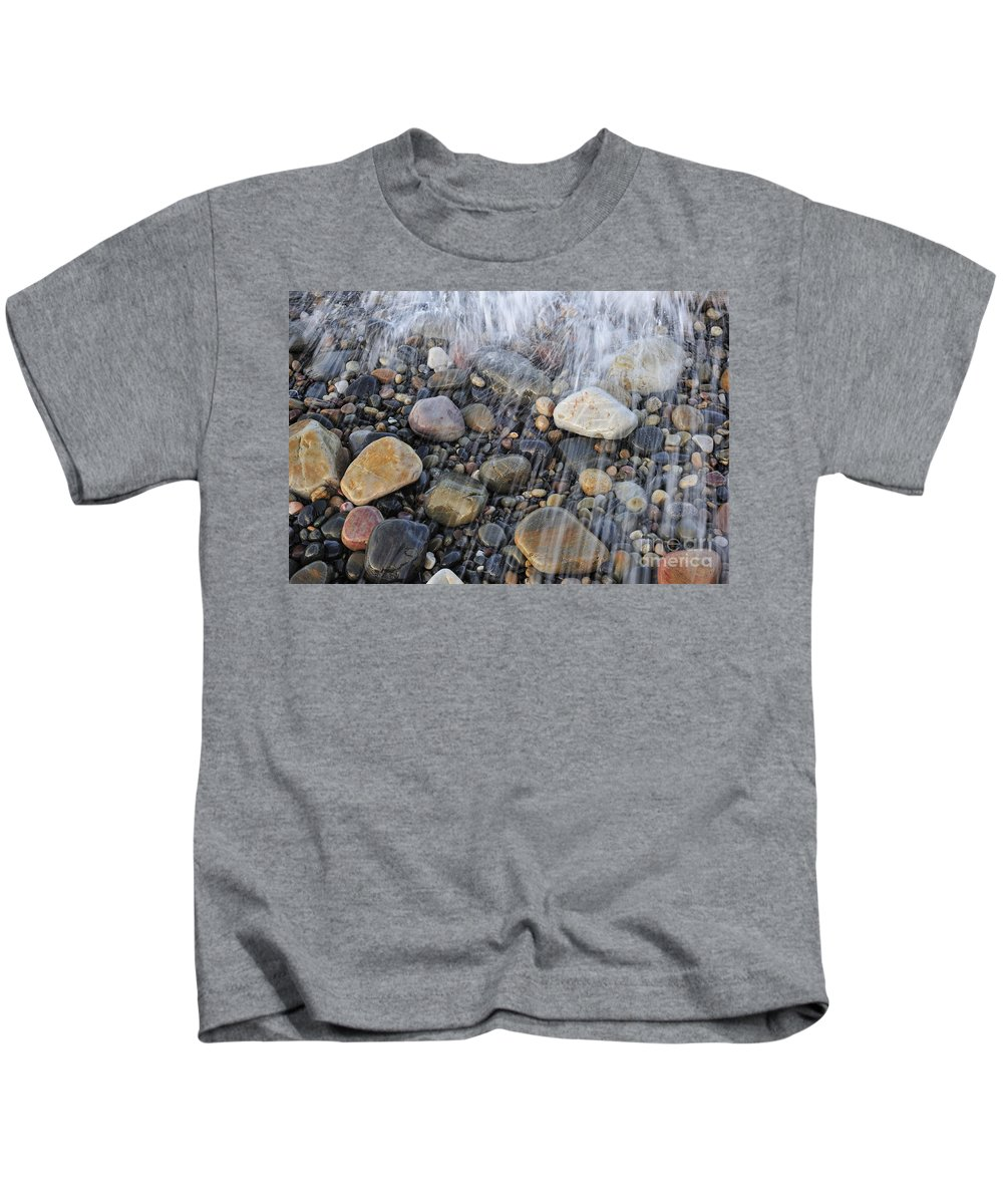 Colourful Kids T-Shirt featuring the photograph 110714p192 by Arterra Picture Library