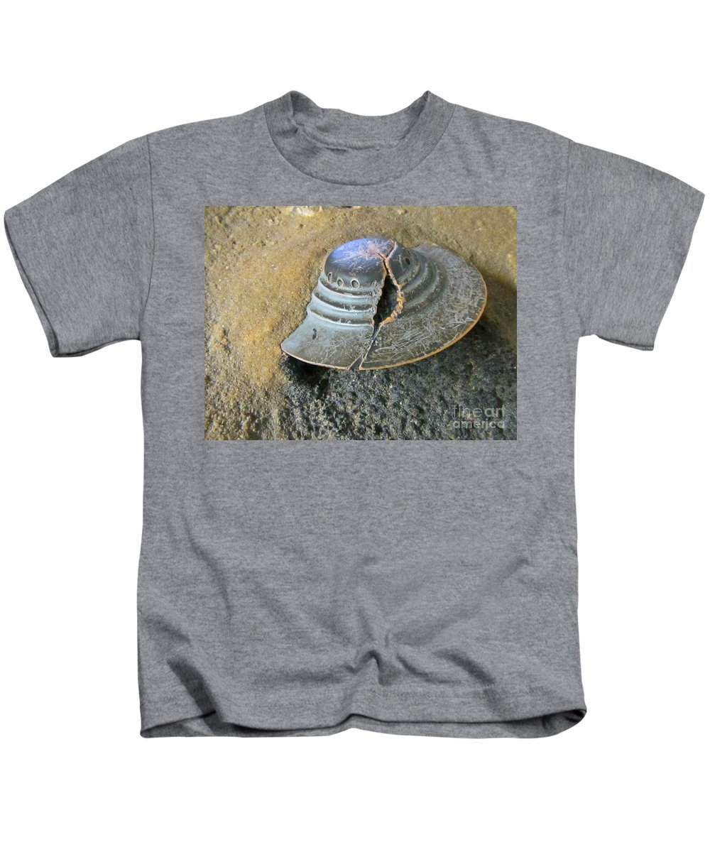 Aliens Who Drink And Drive Kids T-Shirt featuring the photograph Aliens Who Drink And Drive by John Malone