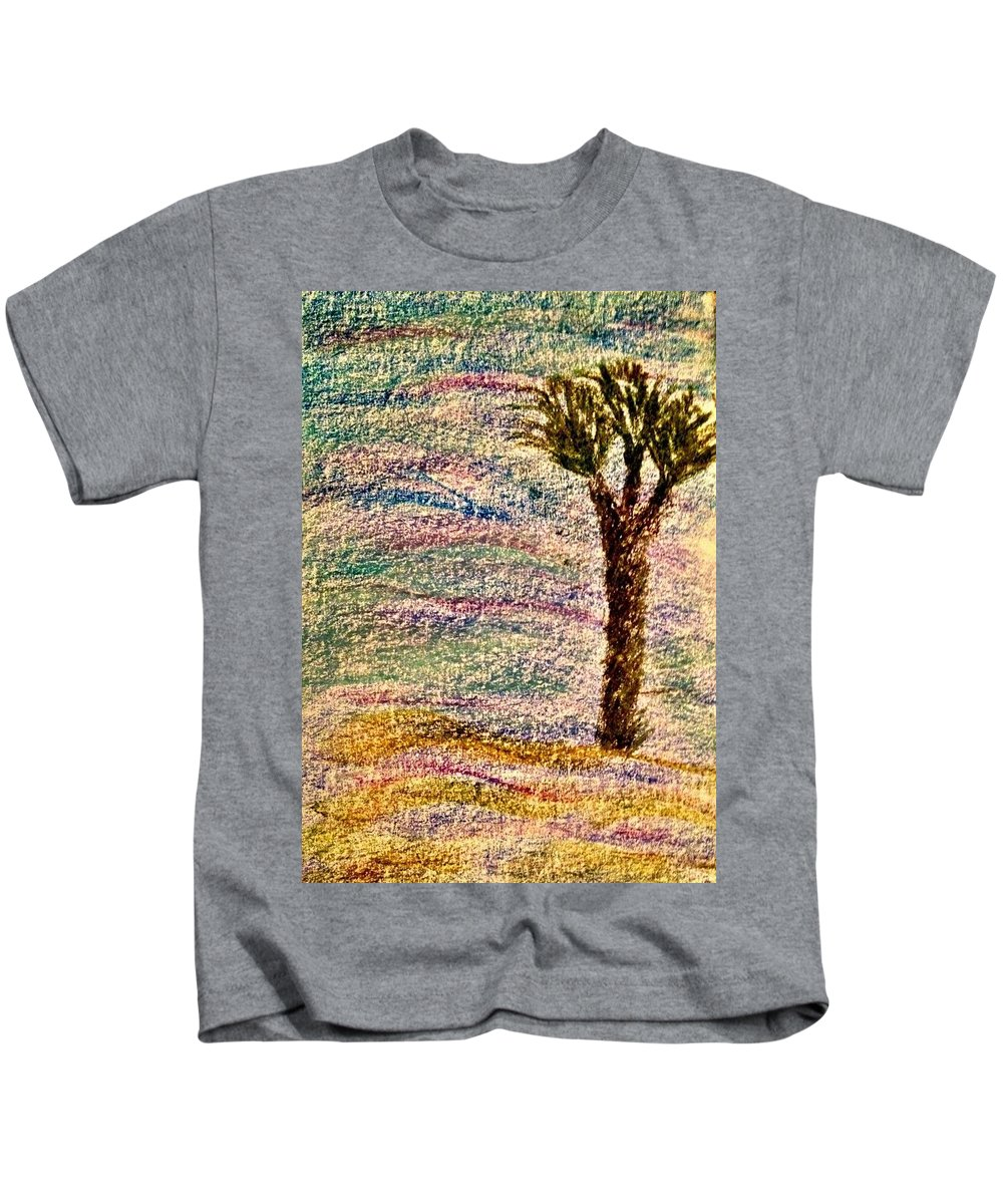 Tree Kids T-Shirt featuring the photograph Art Therapy 177 by Michele Monk