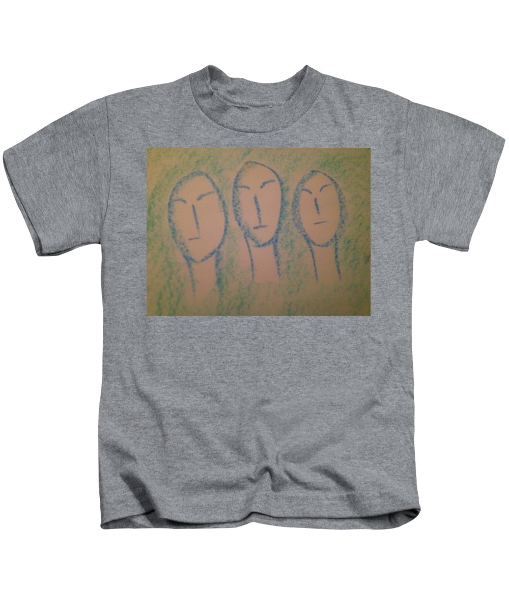 2 Kids T-Shirt featuring the photograph Art Therapy 193 by Michele Monk