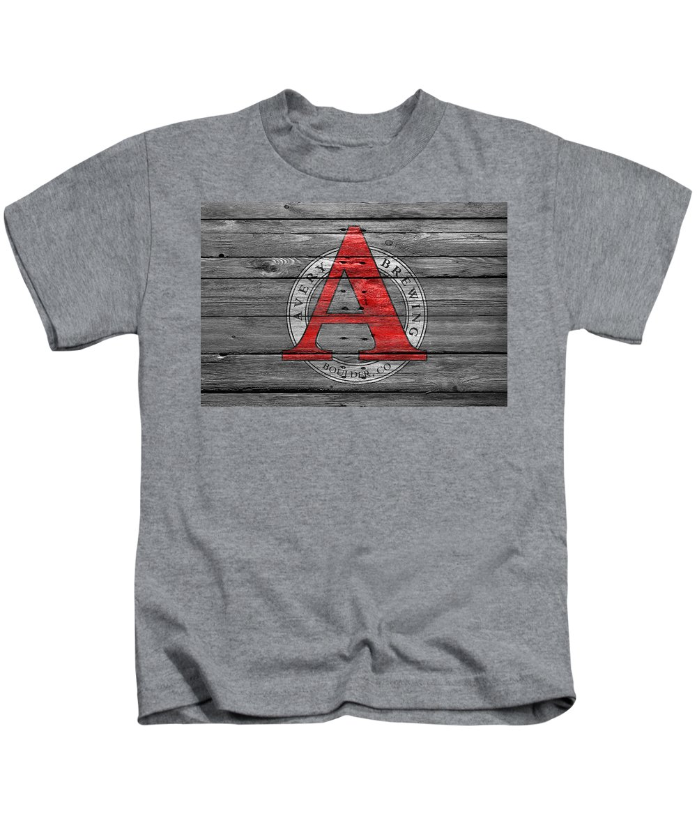 Avery Brewing Kids T-Shirt featuring the photograph Avery Brewing by Joe Hamilton