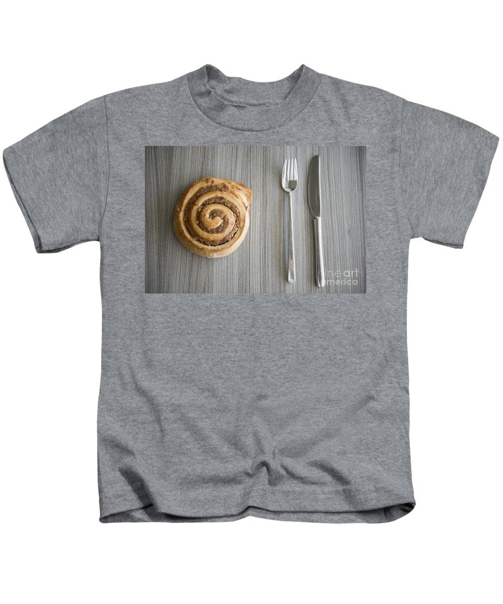 Bun Kids T-Shirt featuring the photograph Bun by Mats Silvan