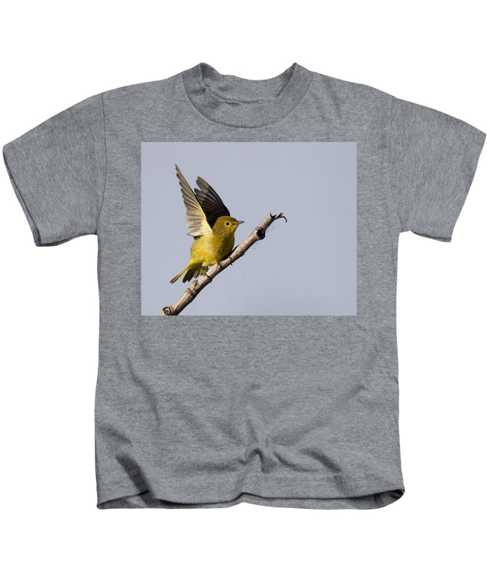 Doug Lloyd Kids T-Shirt featuring the photograph Fly Away by Doug Lloyd
