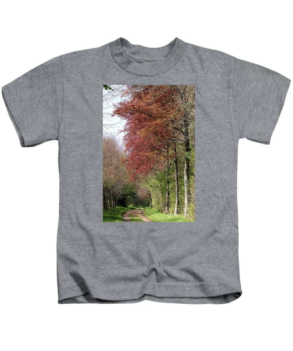 Fulfilled Kids T-Shirt featuring the photograph Fulfilled by Wendy Wilton