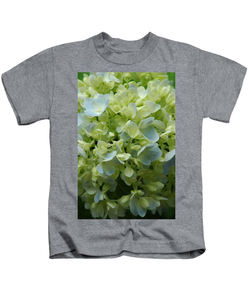 Flower Kids T-Shirt featuring the photograph Hydrangea 5 by David Weeks