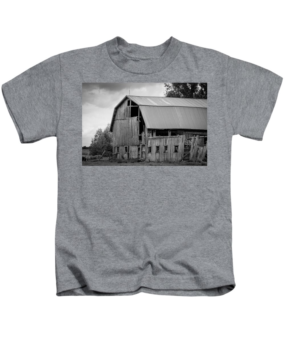 Old Kids T-Shirt featuring the photograph Old Timer II by Ray Sheley