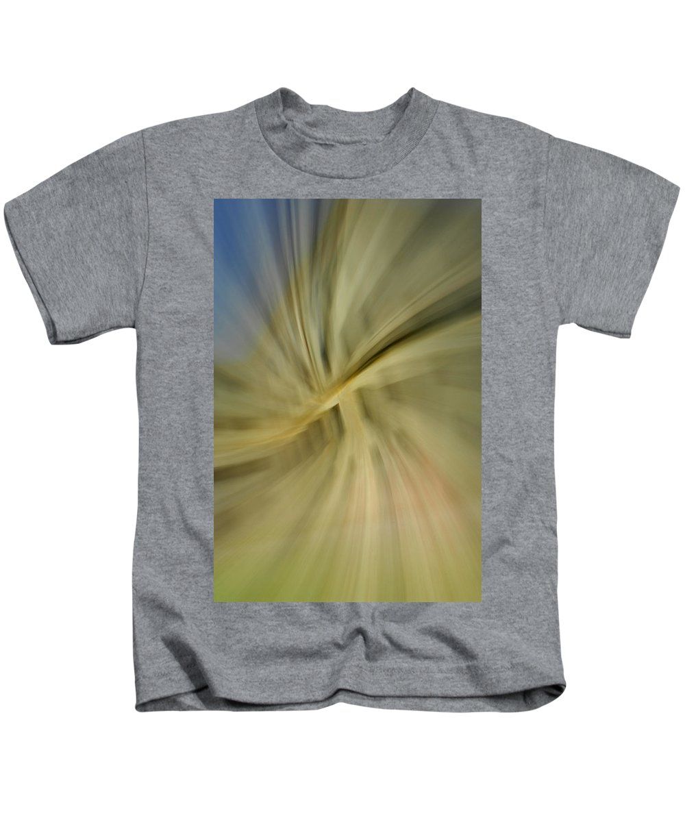 Architecture Kids T-Shirt featuring the photograph Out Of Control by Donna Blackhall