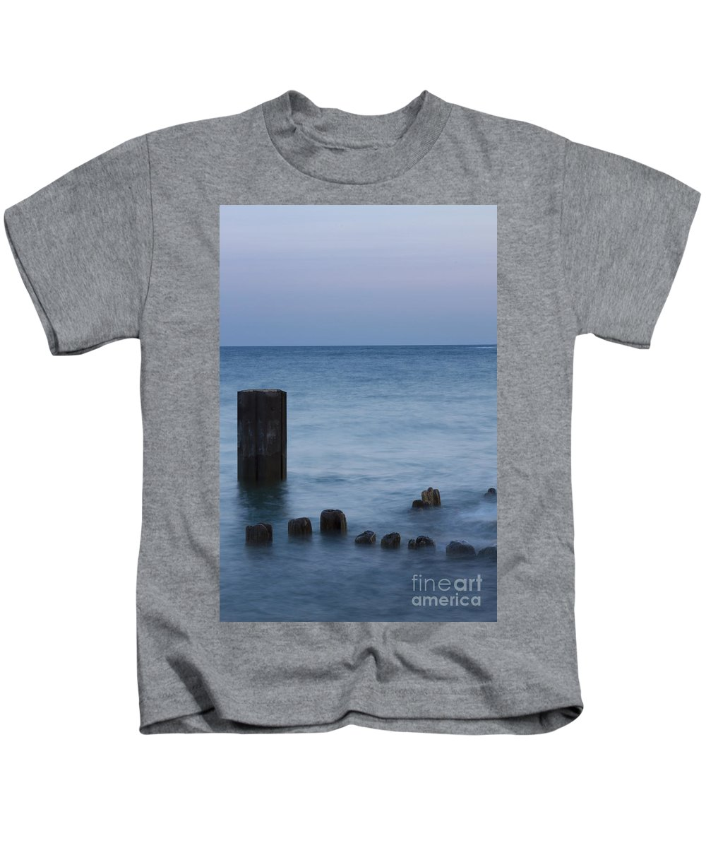 Lake Kids T-Shirt featuring the photograph Posts by Margie Hurwich