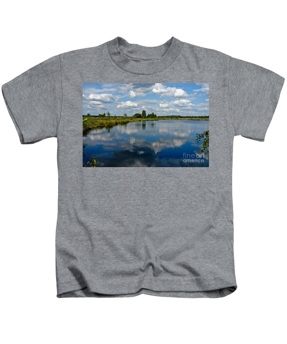Sky Kids T-Shirt featuring the photograph The Fallen Sky by Brothers Beerens