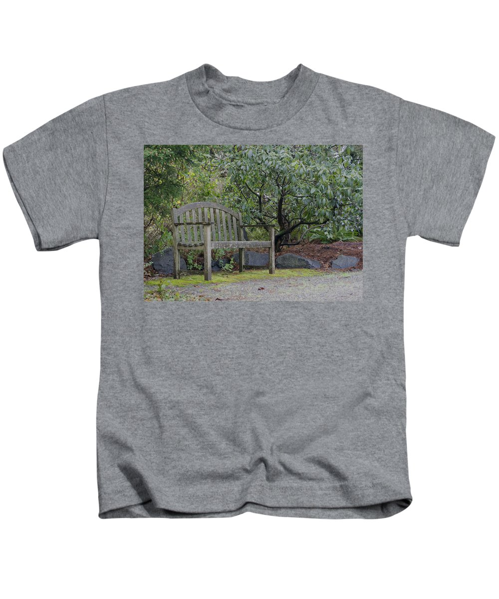 Kids T-Shirt featuring the photograph Tranquility by Cathy Anderson