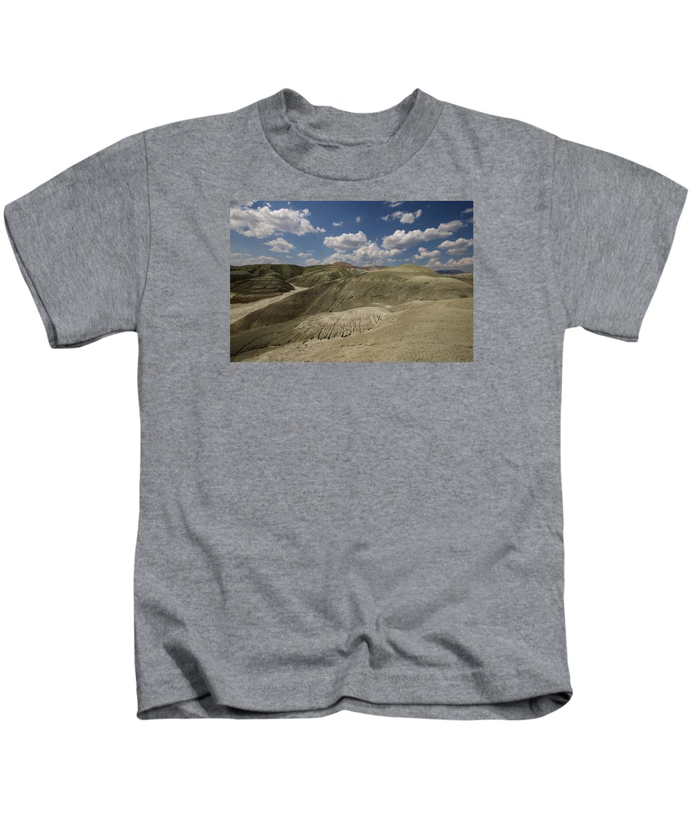 Nature Kids T-Shirt featuring the photograph Wild Nature by Ayhan Altun