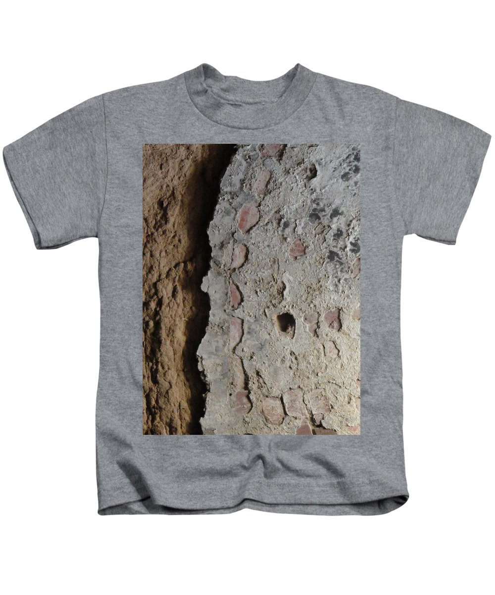 Concrete Kids T-Shirt featuring the photograph Fissure by Shannon Grissom