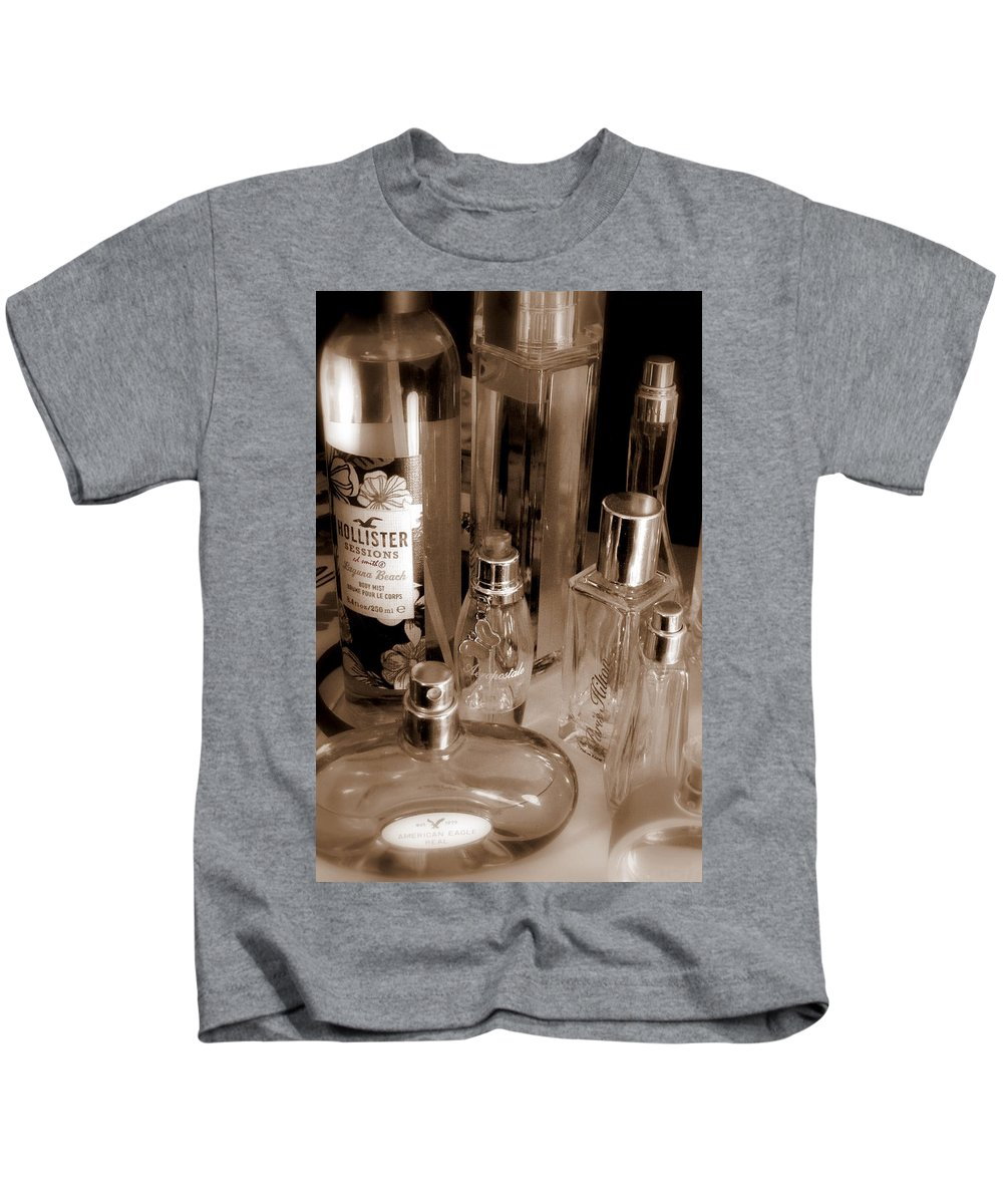Girls Night Out Kids T-Shirt featuring the photograph Girls Night Out by Ed Smith