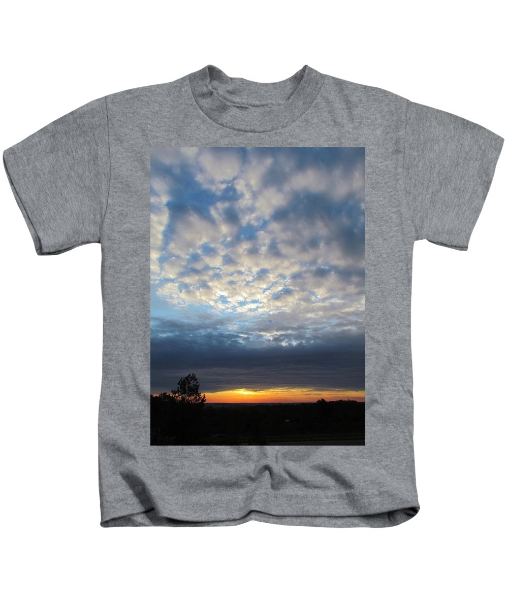 Sky Kids T-Shirt featuring the photograph Greatest Gift by Ginger Adams