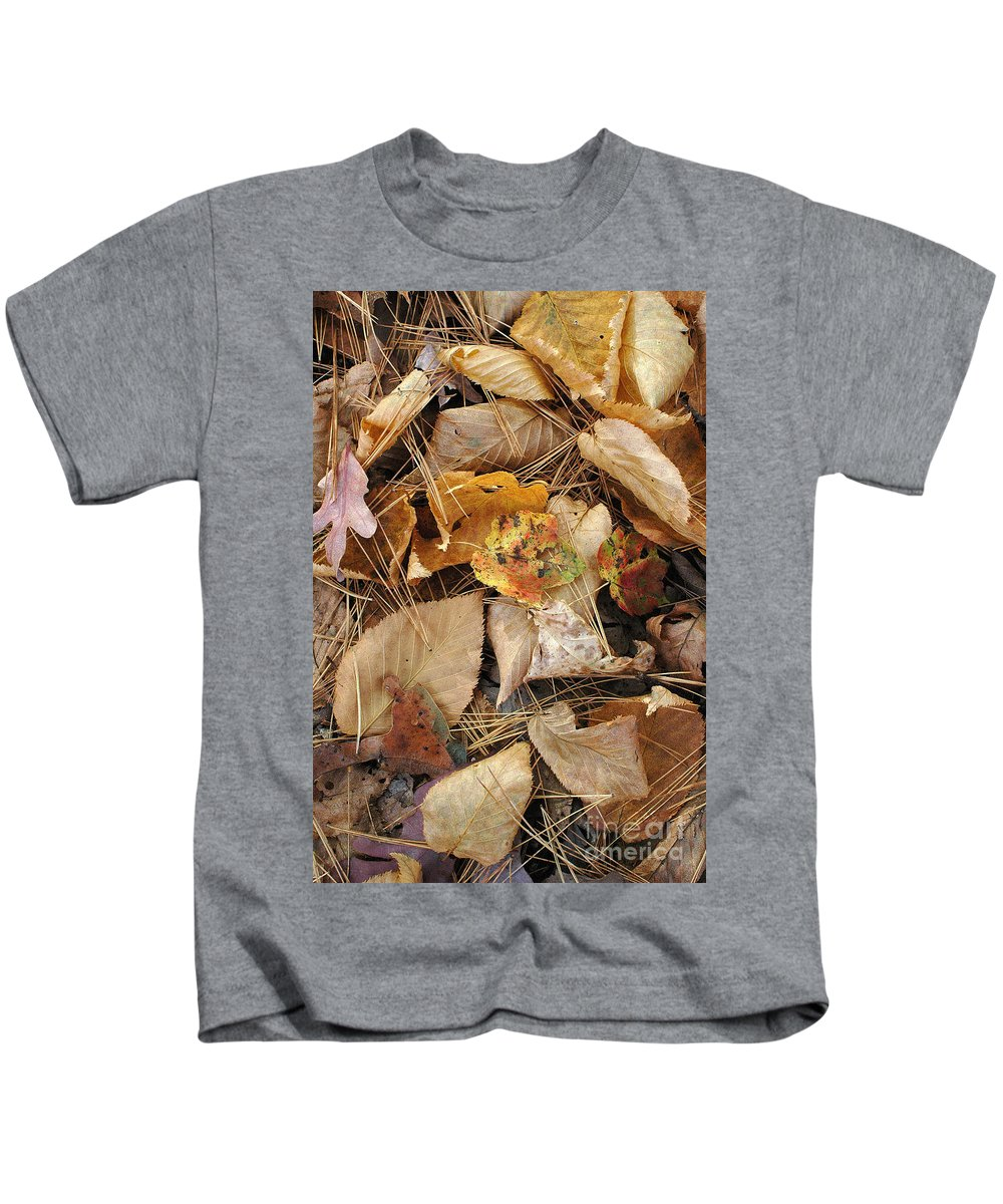 Nature Kids T-Shirt featuring the photograph Nature's Still Life 1 by Mike Nellums