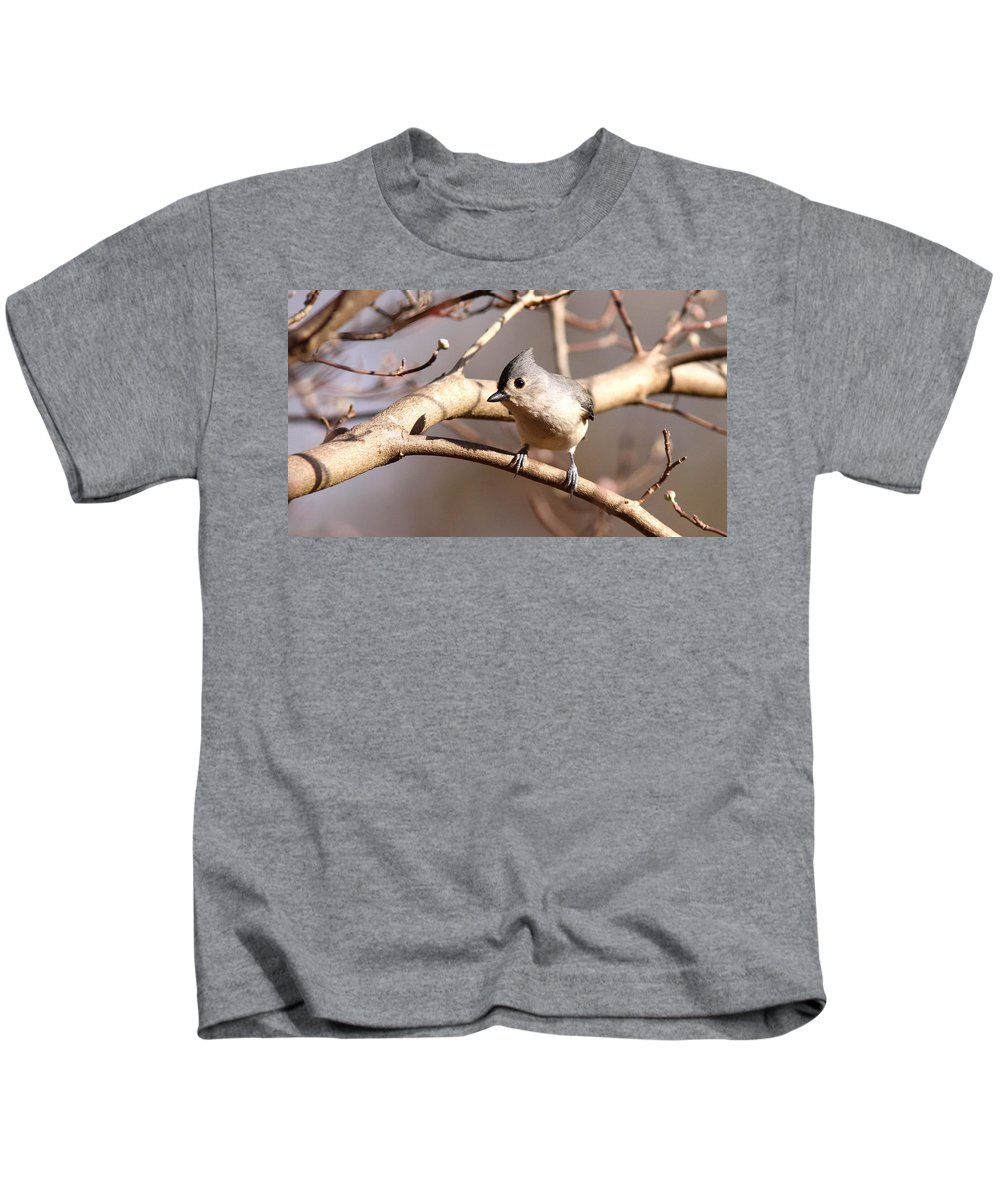 Kids T-Shirt featuring the photograph Please Leave by Travis Truelove