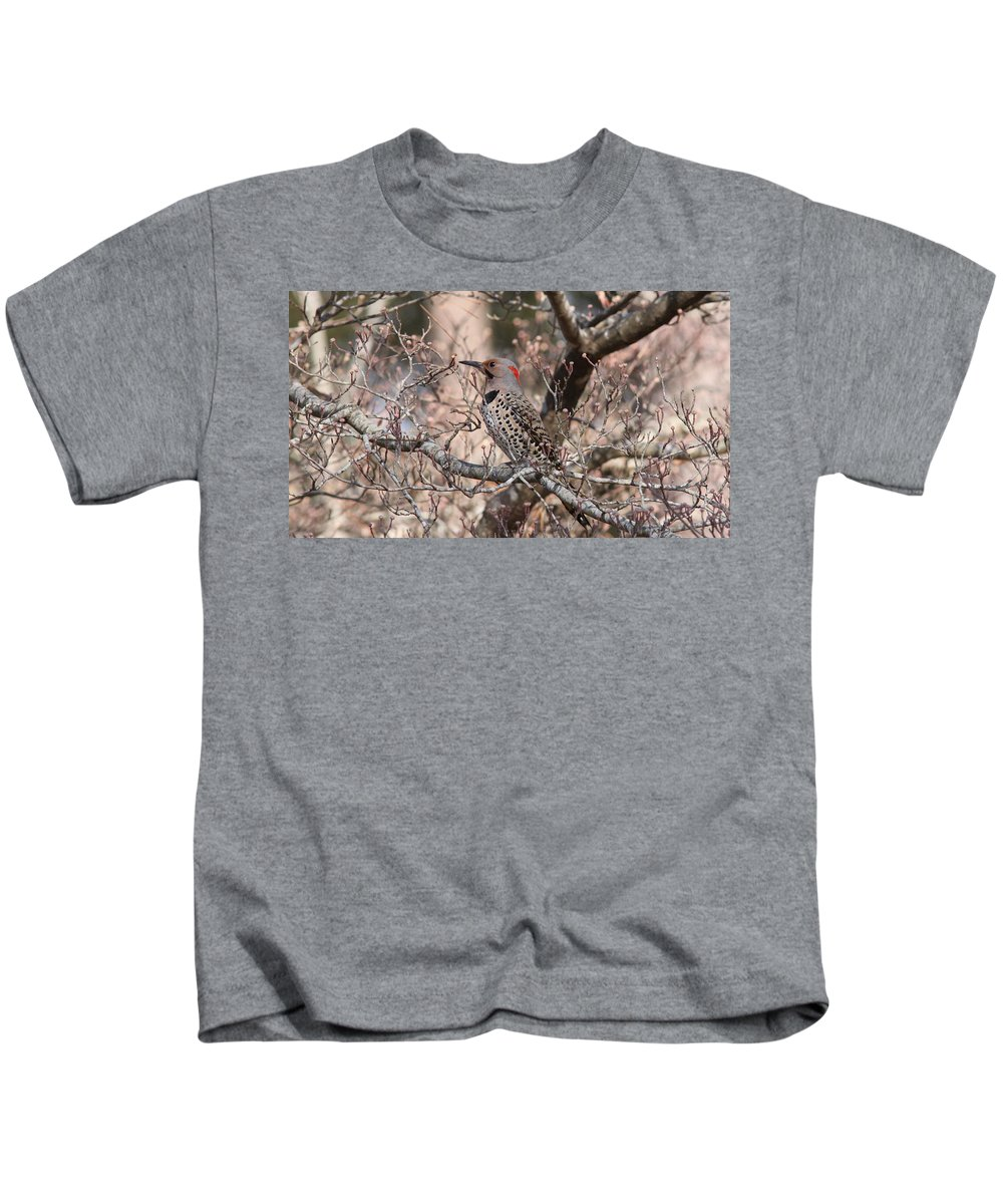 Kids T-Shirt featuring the photograph Ready For Inspection by Travis Truelove