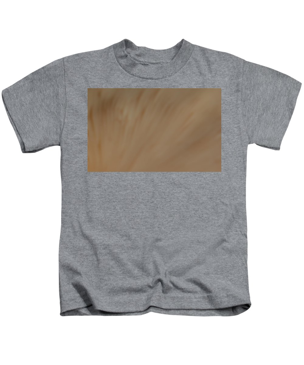 Background Kids T-Shirt featuring the photograph Receeding by Judy Hall-Folde