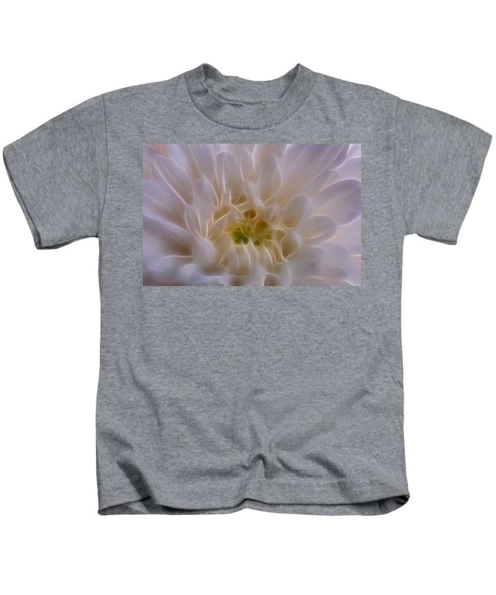 Flower Kids T-Shirt featuring the photograph Soft Light by Ivelina G
