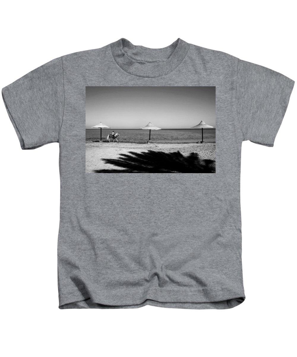 Jezcself Kids T-Shirt featuring the photograph 1 3 3 3 by Jez C Self