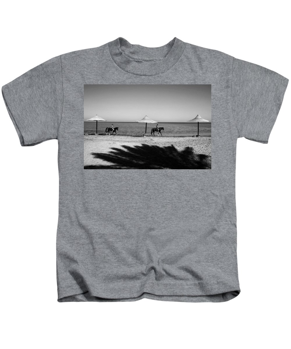 Jezcself Kids T-Shirt featuring the photograph 2 3 by Jez C Self