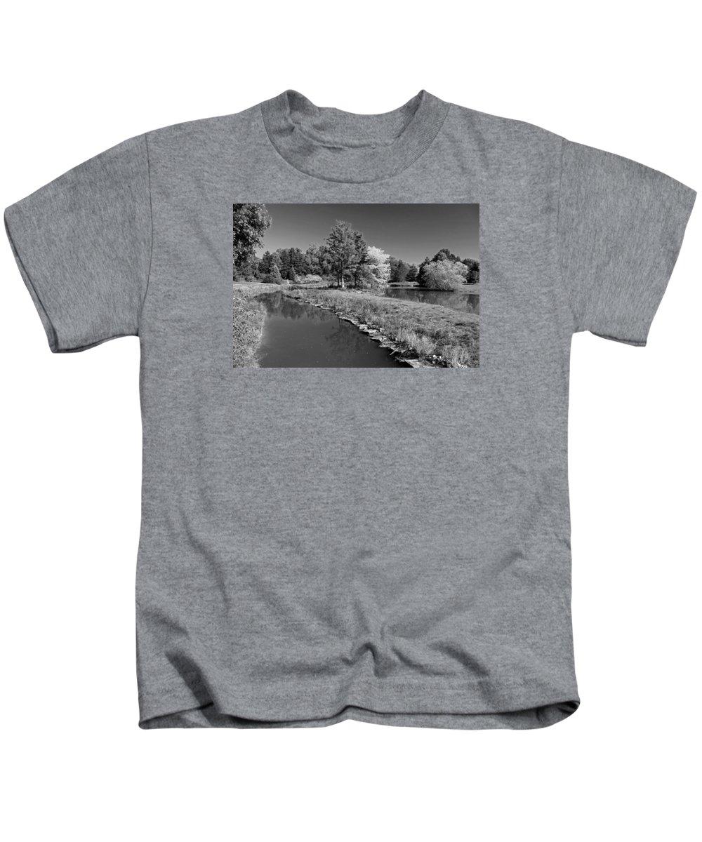 Toledo Kids T-Shirt featuring the photograph Arising Joy by Michiale Schneider