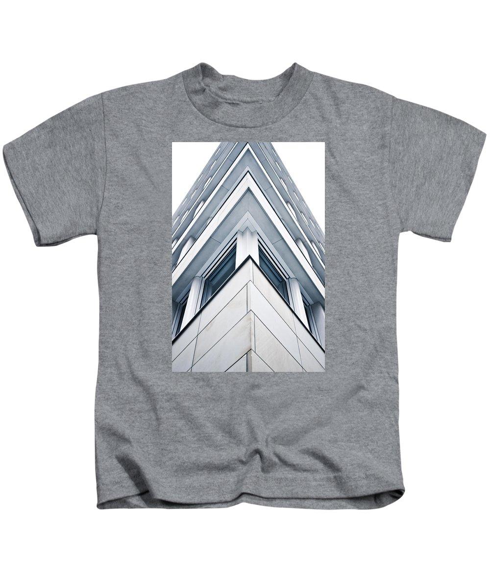Acute Angle Photographs Kids T-Shirts