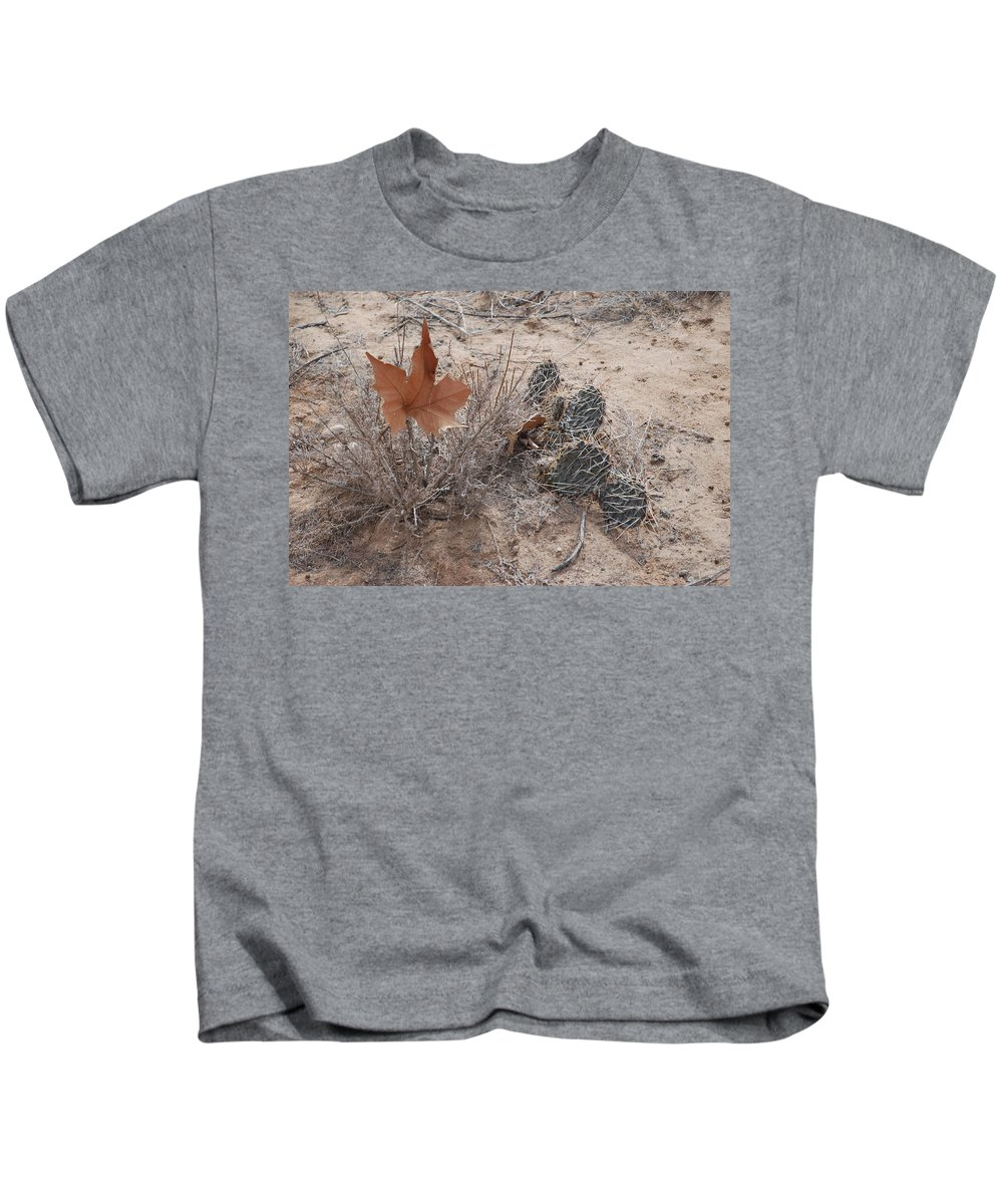 Desert Kids T-Shirt featuring the photograph East Meets West by Rob Hans