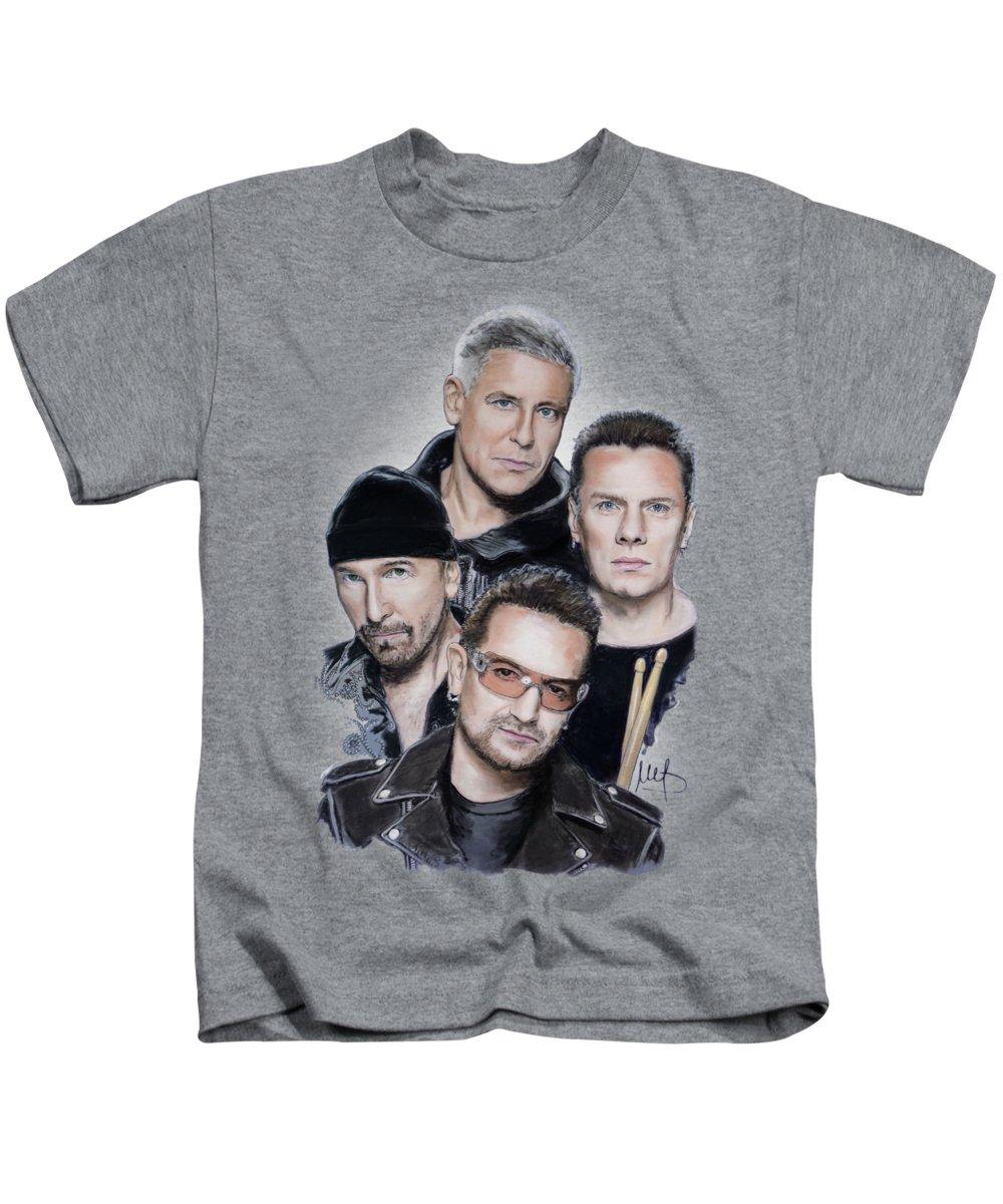 U2 Kids T-Shirts