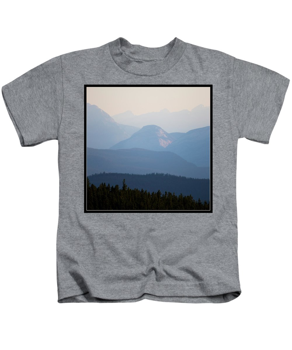 Kids T-Shirt featuring the photograph 10 by J and j Imagery
