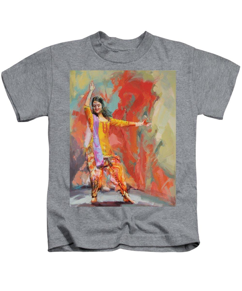 cdf575df 11 Pakistan Folk Punjab Kids T-Shirt for Sale by Maryam Mughal