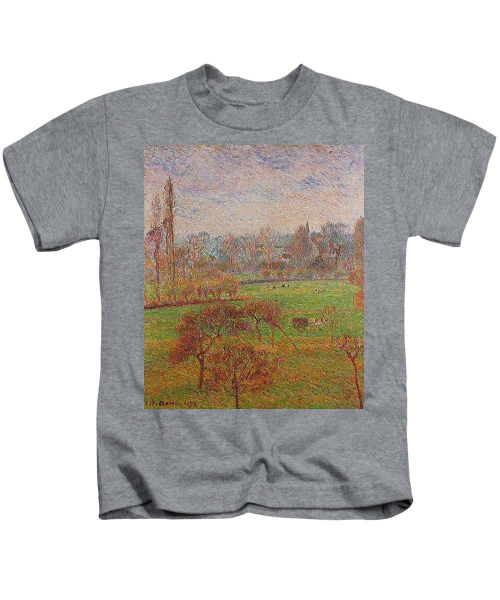 Kids T-Shirt featuring the digital art 163 by Rose Lynn