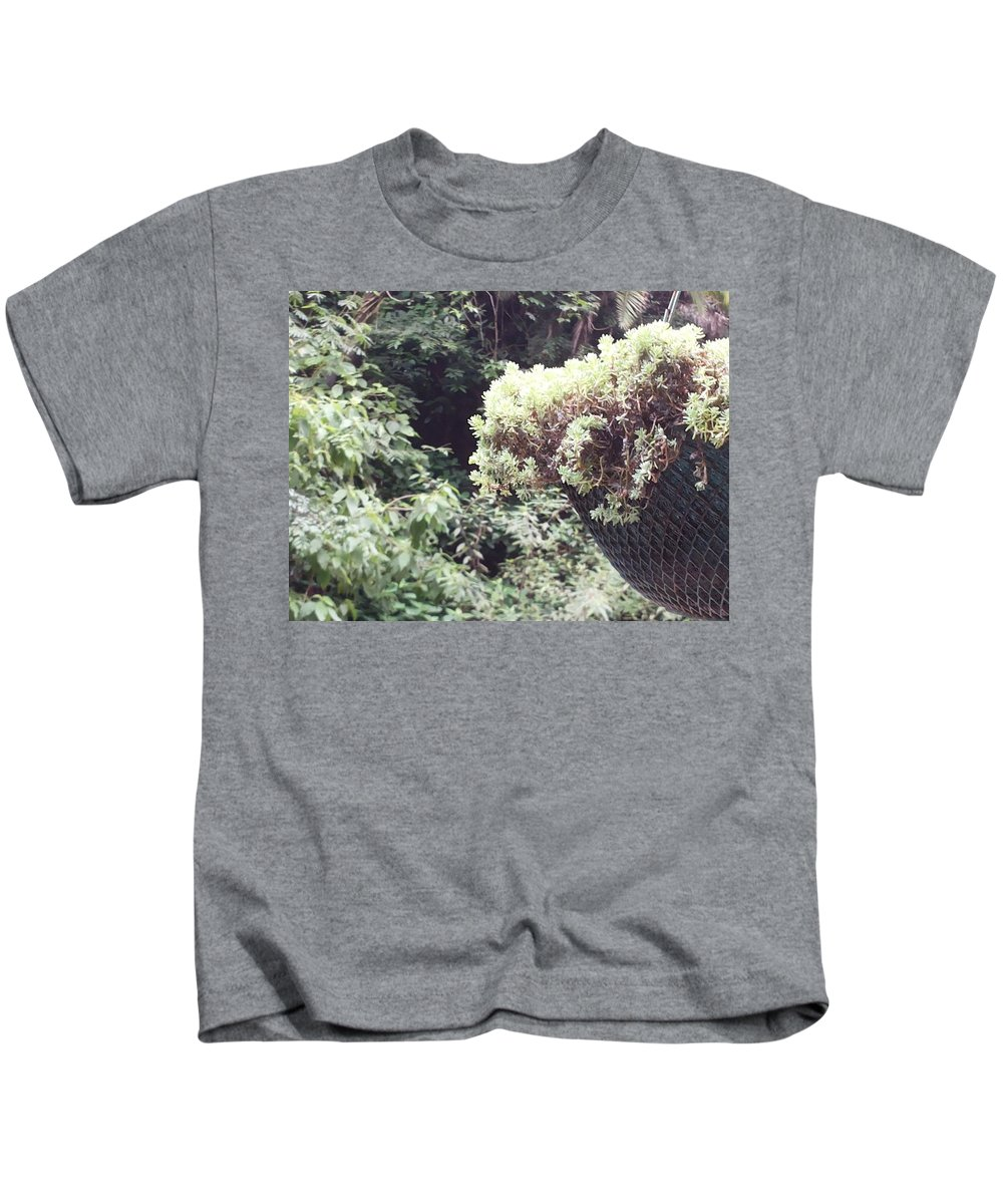 Photography Kids T-Shirt featuring the photograph Nature by Sweety Vyas
