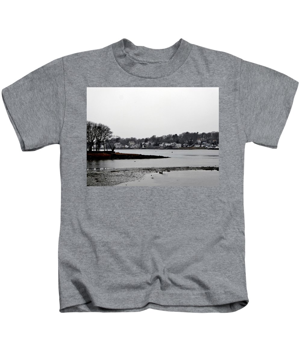 Kids T-Shirt featuring the photograph South Terrace by Scott Hufford