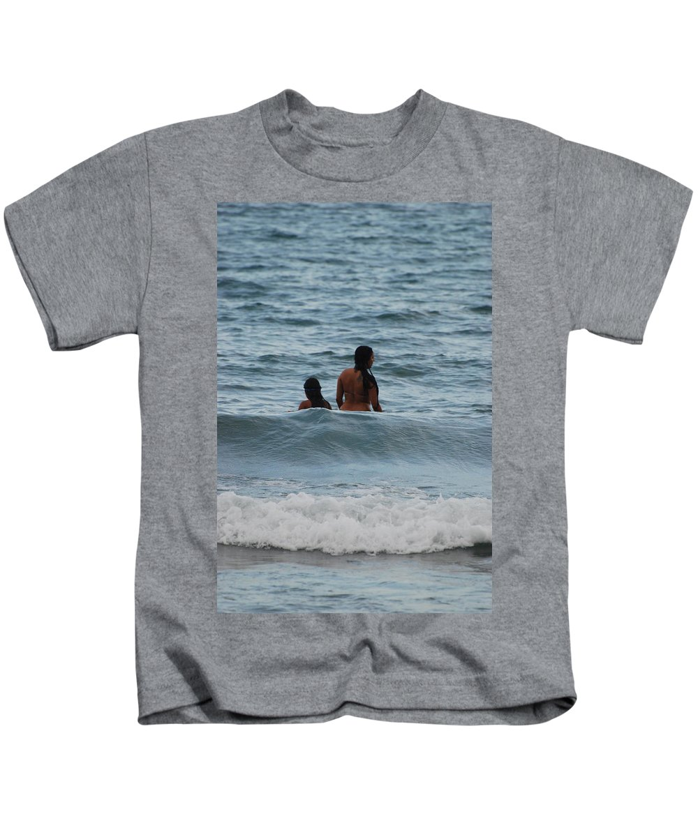 Sexy Kids T-Shirt featuring the photograph Brazilian Beauty by Rob Hans