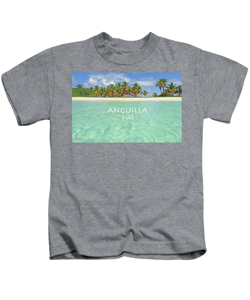 Rendezvous Bay Kids T-Shirt featuring the photograph A Rendezvous With Rendezvous by Kristin Bourne