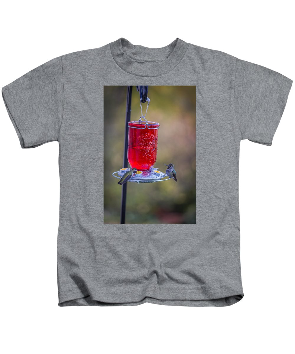 Annas Kids T-Shirt featuring the photograph All Clear by Calazone's Flics