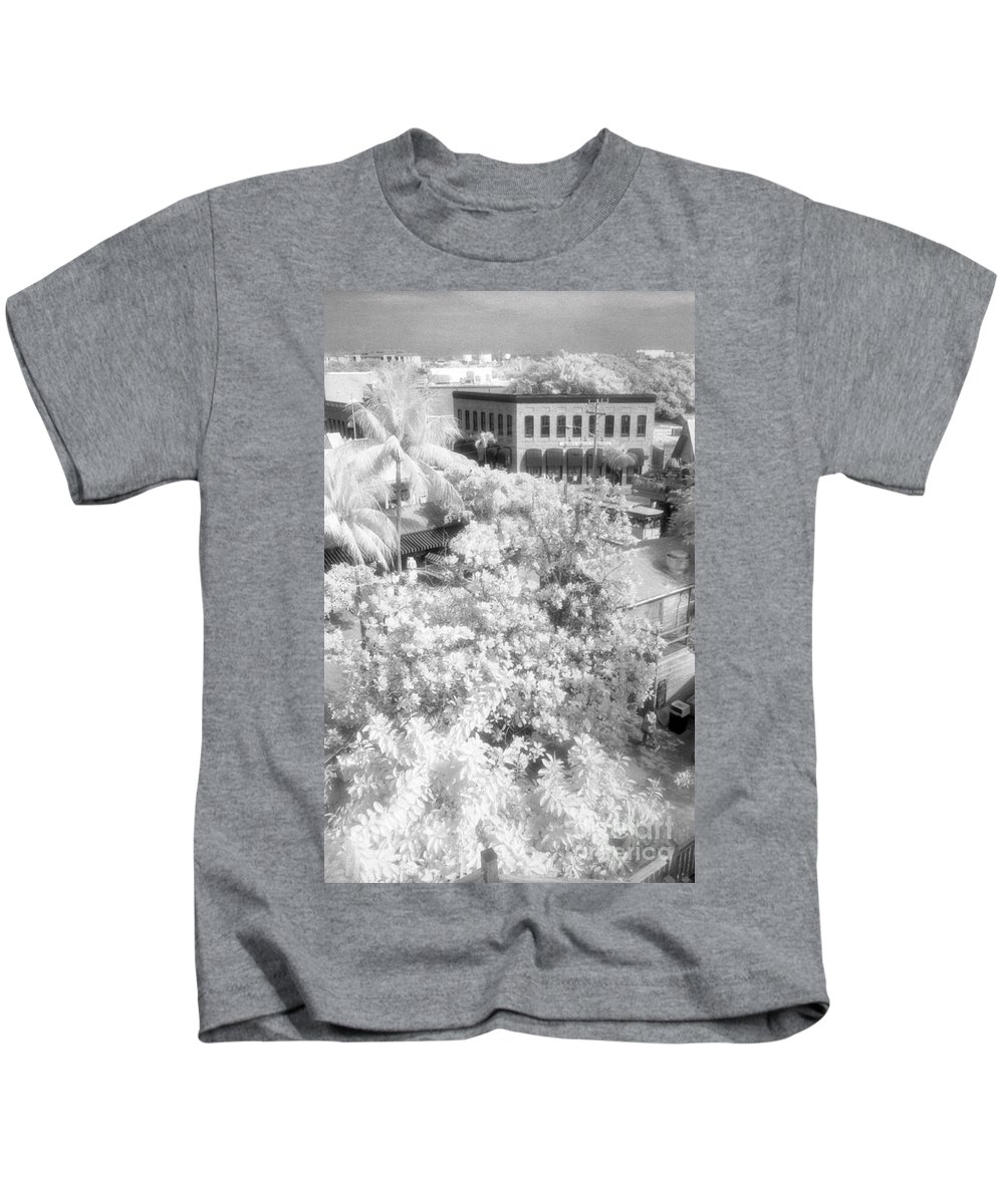 Key West Kids T-Shirt featuring the photograph Another View by Richard Rizzo