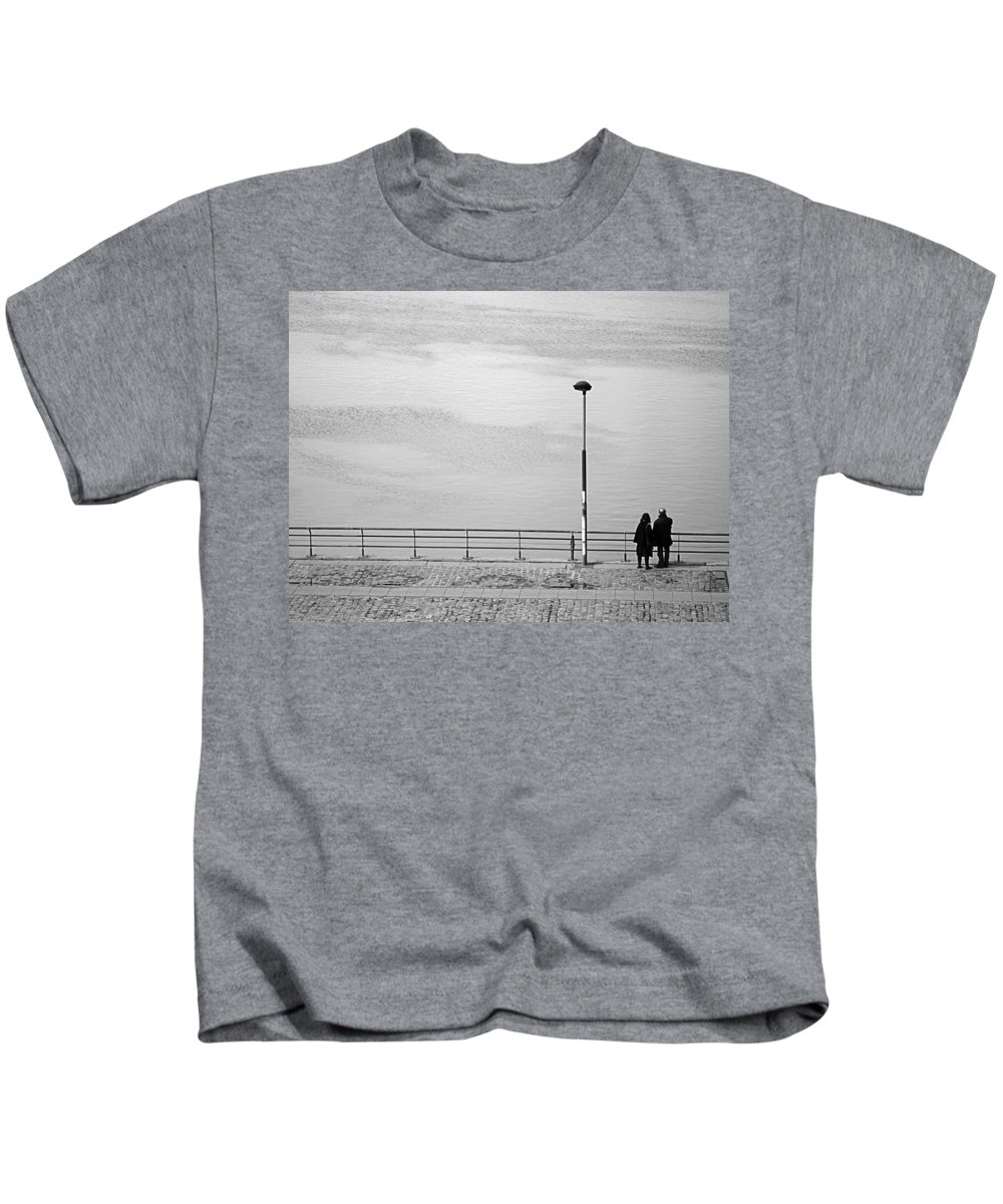 Buenos Aires Kids T-Shirt featuring the photograph Anytime by Osvaldo Hamer